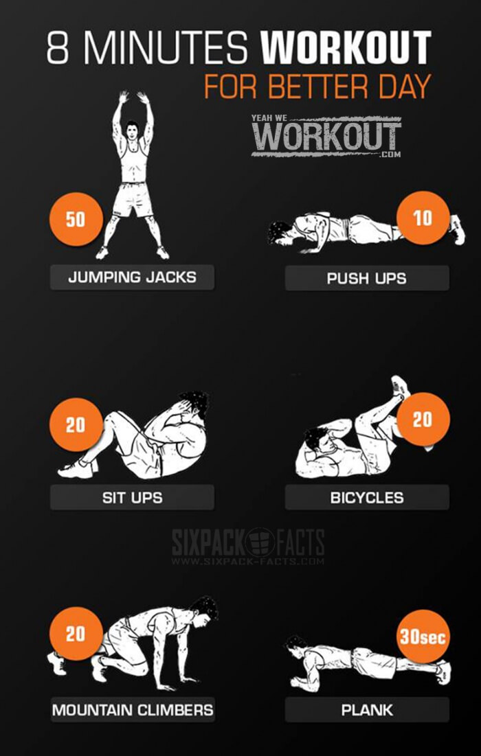 how to get better abs in a day