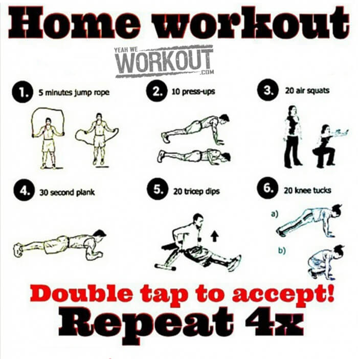 Home Workout Plan