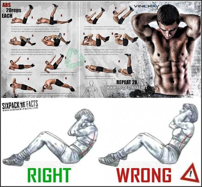 Sixpack Training Routine - Train Your Summer Body Ab