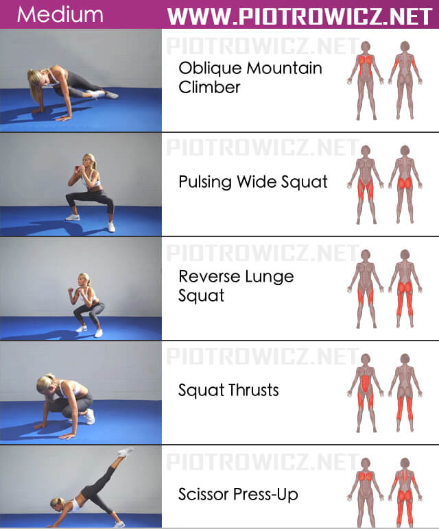 Ab Exercises For Women Medium Best Health Fitness Sixpack Body